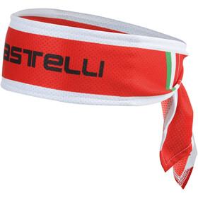 Castelli Headband Hodeplagg Herre rød
